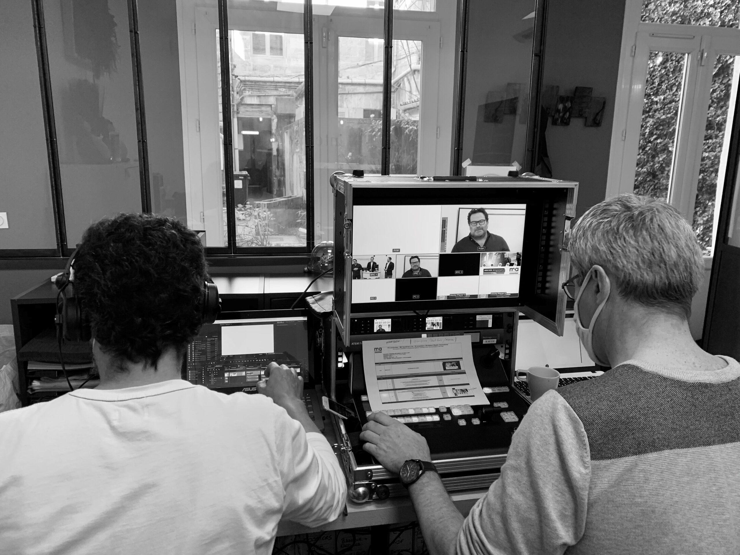 Interactions Le Studio